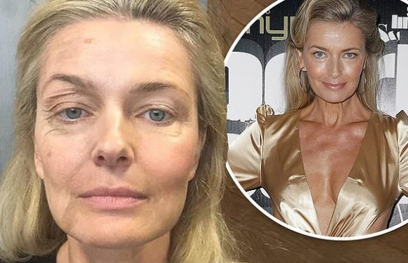 Paulina Porizkova, 54, shares 'the truth,' about being an older woman