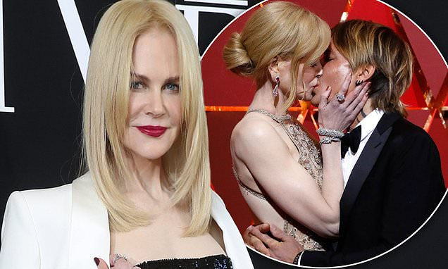 Nicole Kidman talks about her sex life with husband Keith Urban