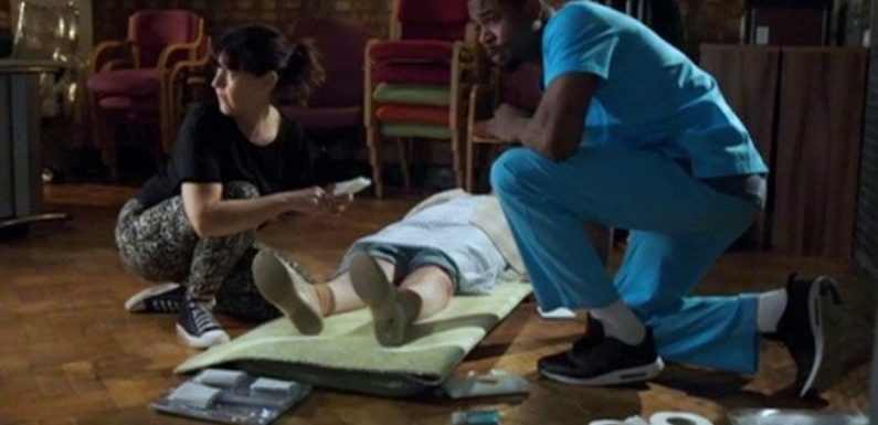 Holby City fans left confused over medical blunder amid 'degrading' death