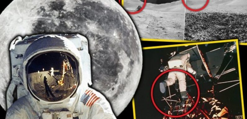 Hidden clues in NASA's Moon landing pics 'show it was FAKED' – claims rock anniversary