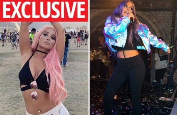 Tulisa finally vindicated with Scream and Shout gold disk after Britney legal battle
