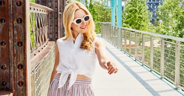 6 Superstylish Pieces Fashion Editors Swear by When It's Crazy Hot (All $45 or Less)