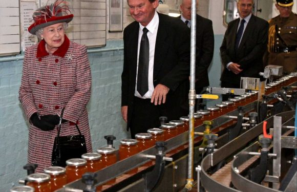 The Queen's jam suppliers blamed for leaving local housing estate without water for showers or to flush toilet