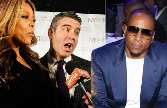 Andy Cohen calls out Wendy Williams' estranged husband Kevin Hunter