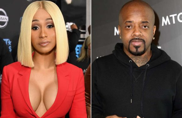 Cardi B Claps Back at Jermaine Dupri for Calling Today's Female Hip Hop Stars 'Strippers Rapping'