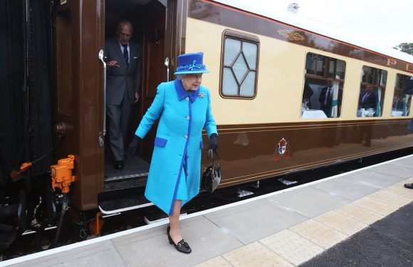 So the Queen Takes Some Pretty Unexpected Items With Her When She Travels