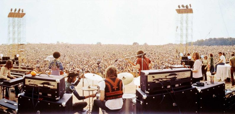 Woodstock 50th anniversary: Looking back at the legendary music festival