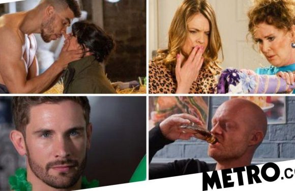 Corrie sex scandal, Emmerdale cheat, EastEnders exit and 17 more spoilers