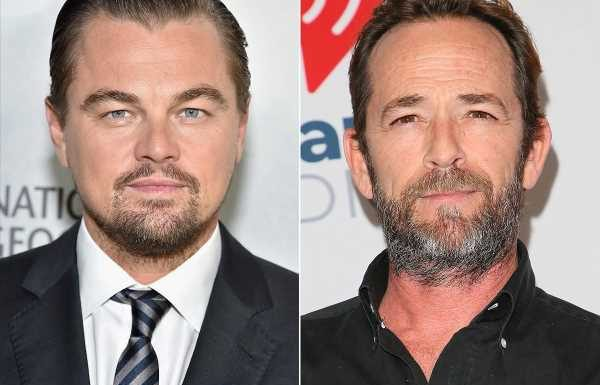 Leonardo DiCaprio Was 'Starstruck' Working with the Late Luke Perry: 'Amazing Human Being'