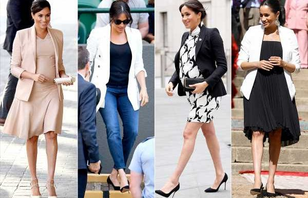 Get the Look: Meghan Markle-Inspired Blazers to Shop at Every Budget — Including the One She Wore to Wimbledon