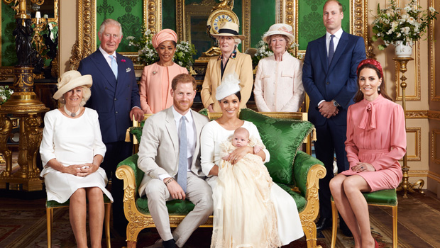 Meghan Markle Stuns In White Gown & Kate Middleton Dazzles In Pink Dress For Archie's Christening – Pic