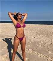Padma Lakshmi, 48, Shares Steamy Bikini Photo, Insists There's 'No Retouching Up in Here'