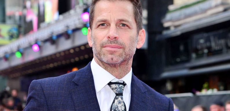 Zack Snyder Netflix anime series set in Norse myth announced with Jay Oliva