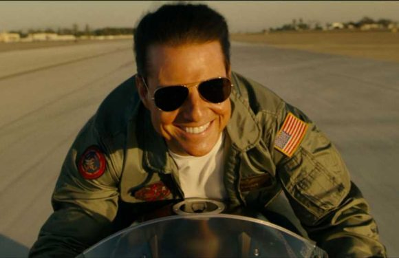 Tom Cruise Surprises Fans at Comic-Con and Drops the First Trailer to Top Gun: Maverick