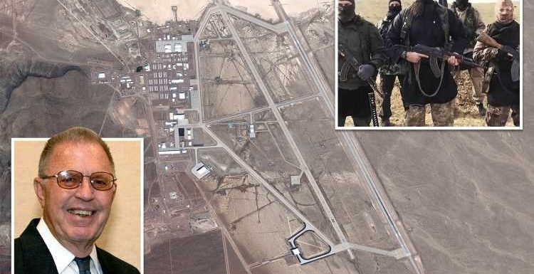 Area 51 veteran warns ISIS could infiltrate 1.5million-strong Facebook plot to storm secret 'alien' site