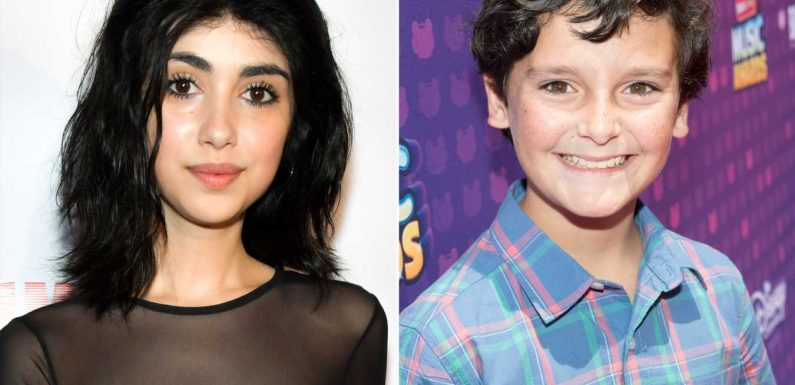 The Walking Dead's third series casts Alexa Mansour, Nicolas Cantu