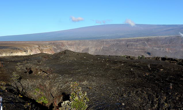 Alert level increased at Hawaii's Mauna Loa, world's largest volcano