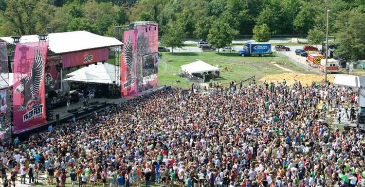 Inside Woodstock 50's Last-Ditch Maryland Attempt