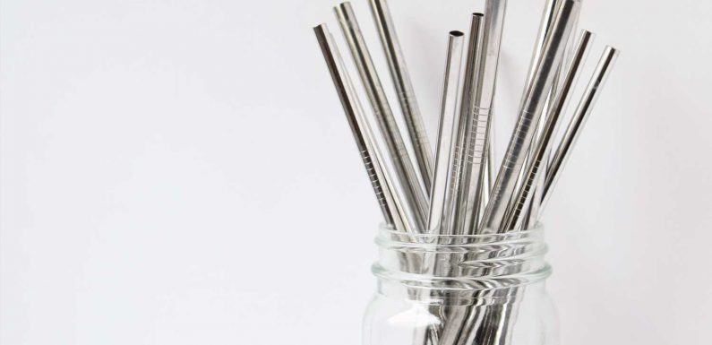 Metal drinking straw fatally impales woman through her eye after fall