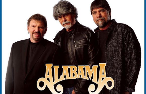 Alabama To Be Inducted Into Musicians Hall Of Fame