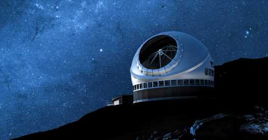 Hawaii Telescope Project, Long Disputed, Approaches Construction