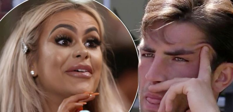 Jack Fincham receives worst ever score in Celebs Go Dating history