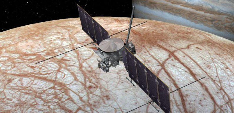 NASA confirms mission to Jupiter's moon Europa to see if it harbours alien life