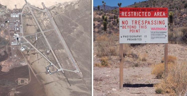 Area 51 mystery amid claims of 'significant testing' at secretive US base