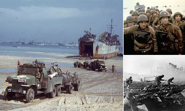 Britons, Americans and Russians all think they 'won' WWII