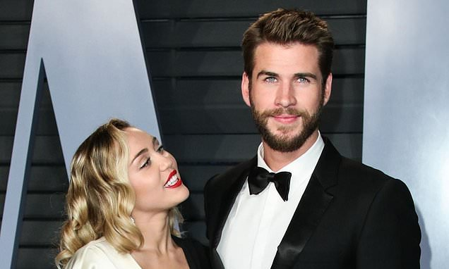 Miley Cyrus 'has no plans to file for divorce from Liam Hemsworth'