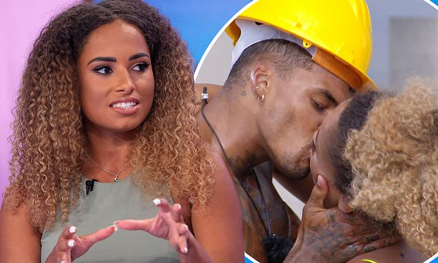 Love Island's Amber admits she liked 'satisfaction' of Michael begging