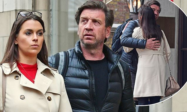 Nick Knowles and Emily Hallinan 'have been dating for months'
