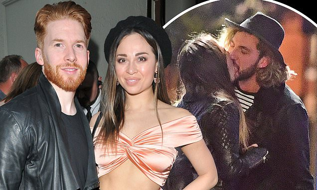 Strictly's Neil and Katya split 'because he couldn't get over kiss