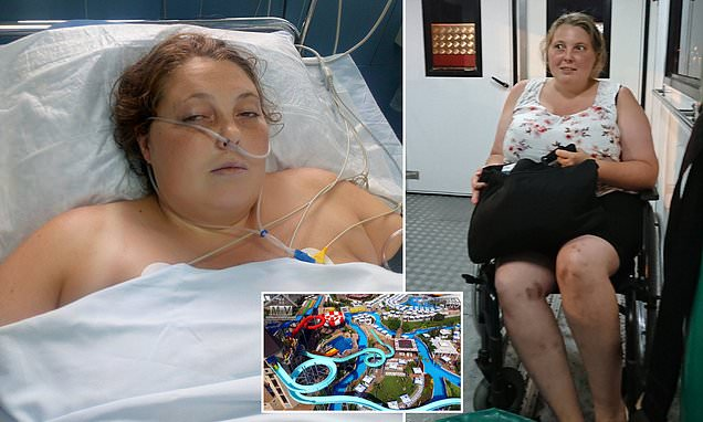 Briton 'severed an artery' on 'extreme' water slide in Bulgaria
