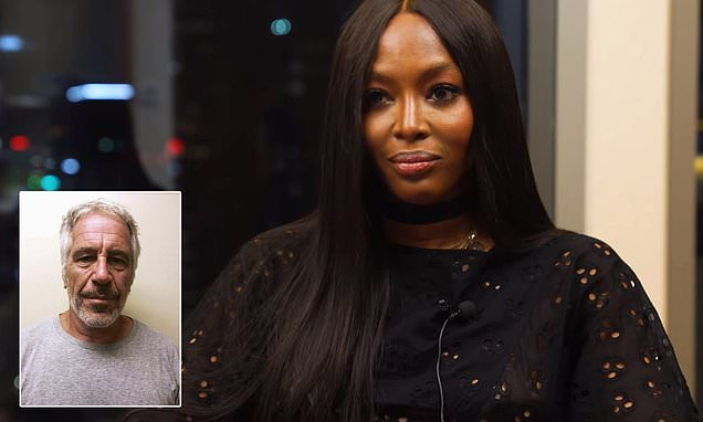 Naomi Campbell says she knew Epstein but denies knowing of sex crimes