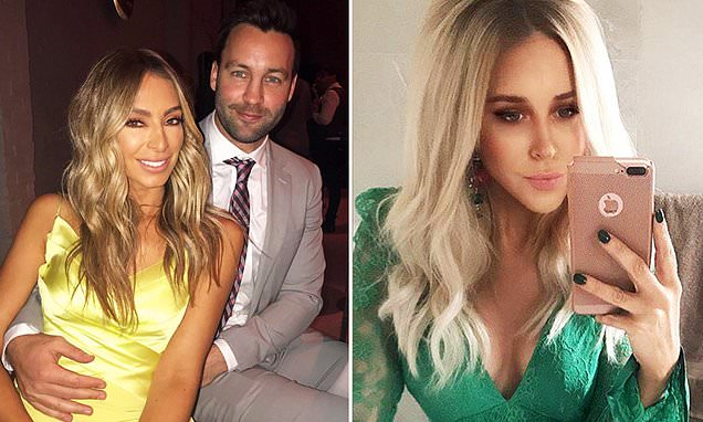 Jimmy Bartel linked to Melbourne TV figure following split with Nadia