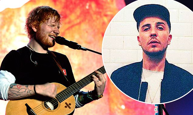 Ed Sheeran 'in the habit of stealing other artists' songs' claims star
