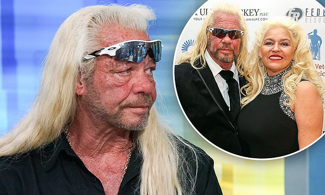 Dog The Bounty Hunter vows not to remarry following death of wife Beth