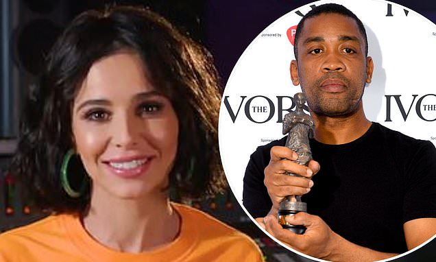 Cheryl reveals she's set to collaborate with rapper Wiley