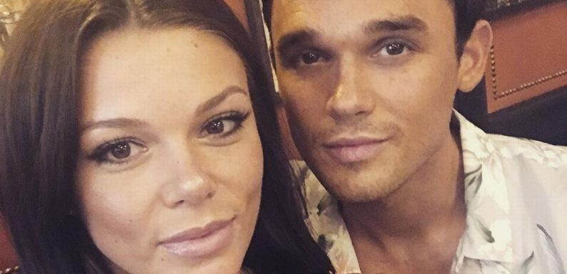 'Jealous' Gareth Gates dumped Faye Brookes because her career was taking off