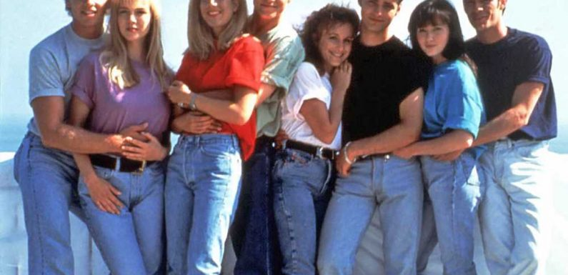 '90210' stars were fashion foes who stole each other's clothes