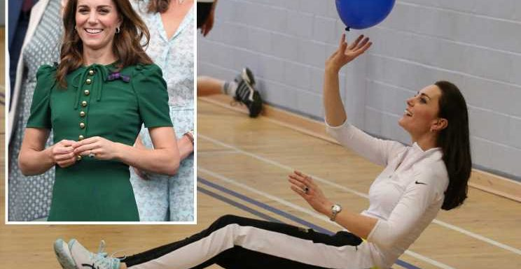 Kate Middleton's exercise secrets revealed – including the 45-second 'Plank' she does to lose weight and keep her tum trim