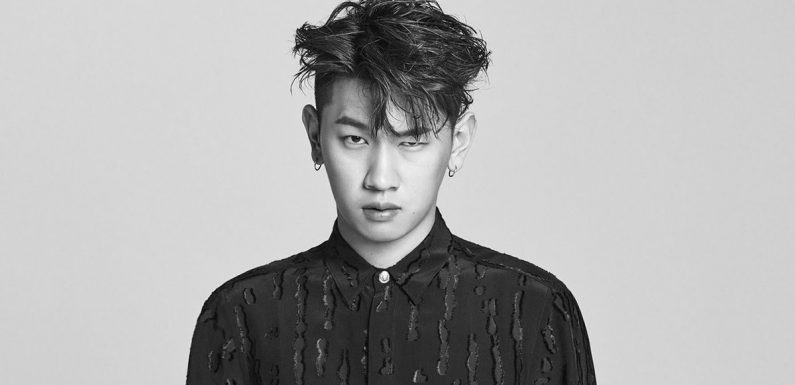 Crush to be first artist to have a release under P-NATION with upcoming comeback album Nappa