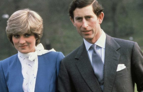 Princess Diana laughed when Prince Charles popped the question and 'didn't think it was romantic', royal expert claims