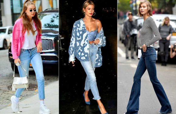 Gigi Hadid, Karlie Kloss, and More Celebs Love This Denim Brand — and It's Having a Major Sale Right Now