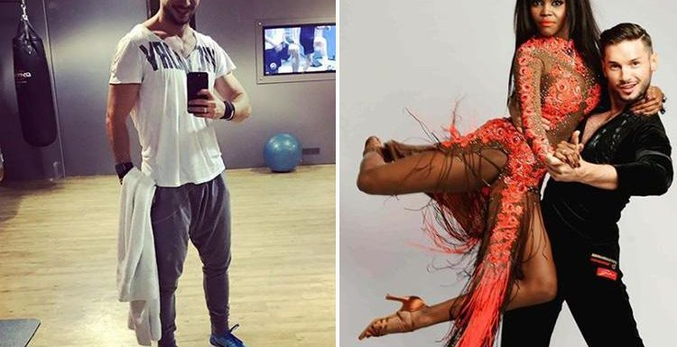 Who is Oti Mabuse's husband Marius Iepure? Strictly backing dancer lined up to replace Brendan Cole