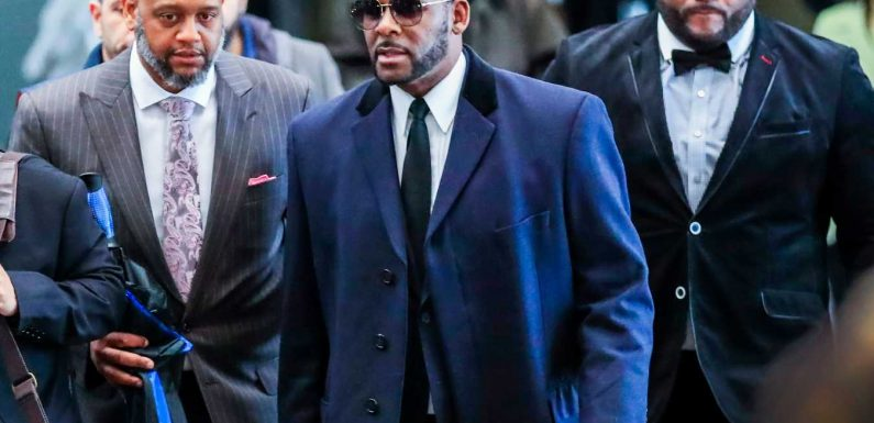 R. Kelly Charged with Two Sex Crimes After Allegedly Paying Teen $200 to Dance Nude in 2001