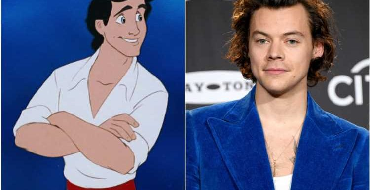 Harry Styles turns down role of Prince Eric in The Little Mermaid live action movie remake