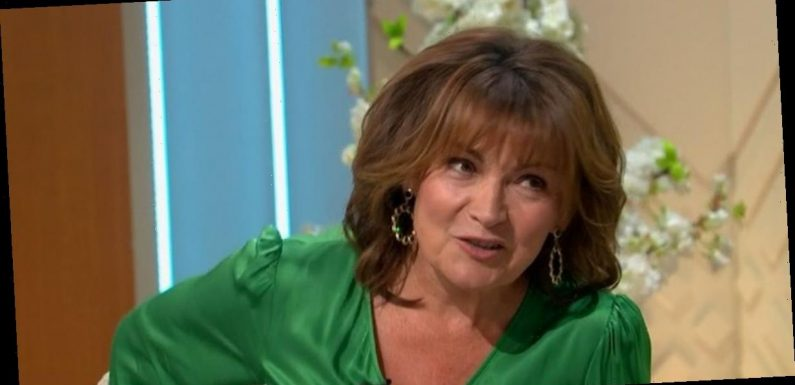 Lorraine Kelly admits she once hosted show 'merry' after '10 hours of boozing'
