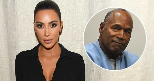 Kim Kardashian Reflects on Her Connection to O.J. Simpson and 'Emotional' Last Time She Saw Him